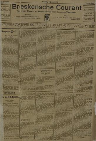 Breskensche Courant 1932