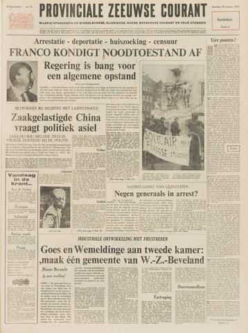 Provinciale Zeeuwse Courant 1969-01-25