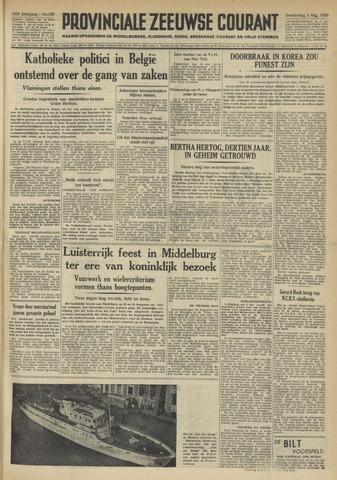 Provinciale Zeeuwse Courant 1950-08-03