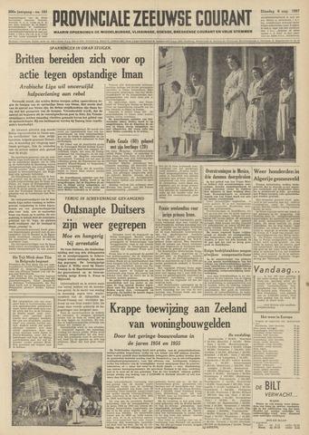 Provinciale Zeeuwse Courant 1957-08-06