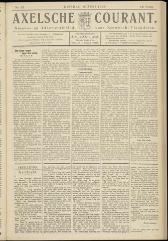 Axelsche Courant 1928-06-12