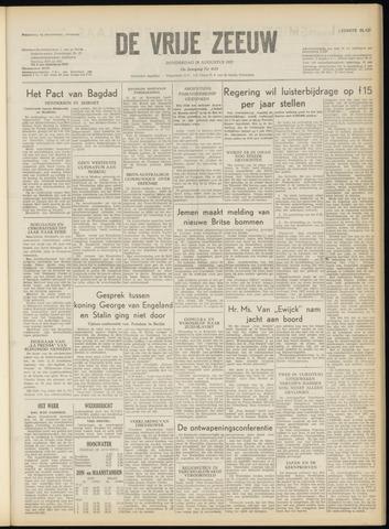 de Vrije Zeeuw 1957-08-29