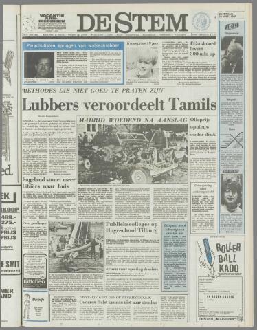 de Stem 1986-04-26