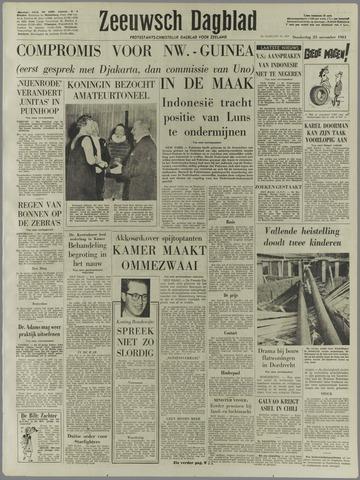 Zeeuwsch Dagblad 1961-11-23