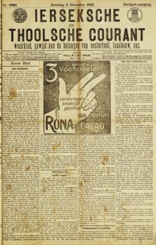 Ierseksche en Thoolsche Courant 1913-12-06