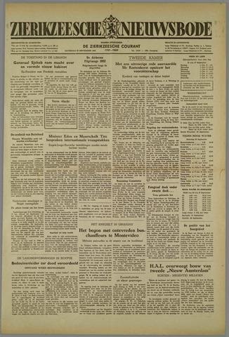 Zierikzeesche Nieuwsbode 1952-09-20