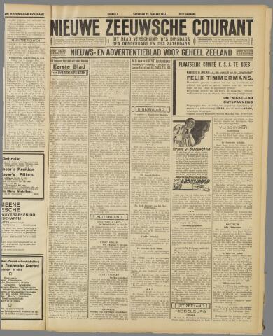 Nieuwe Zeeuwsche Courant 1934-01-13