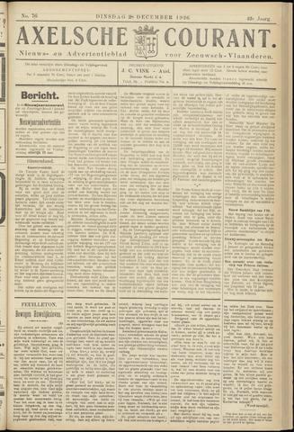Axelsche Courant 1926-12-28