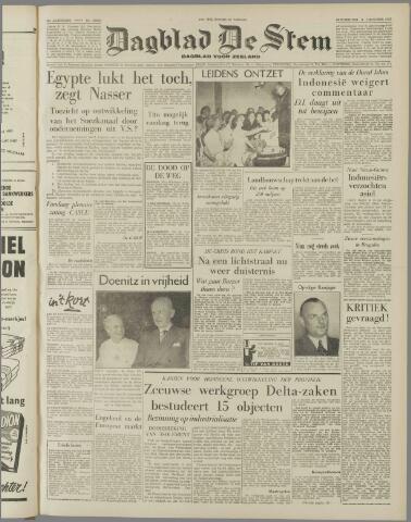 de Stem 1956-10-04