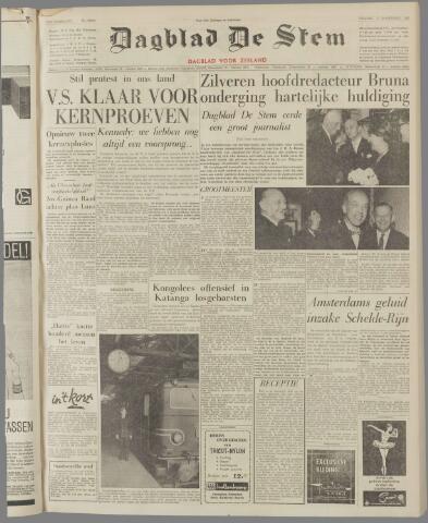 de Stem 1961-11-03