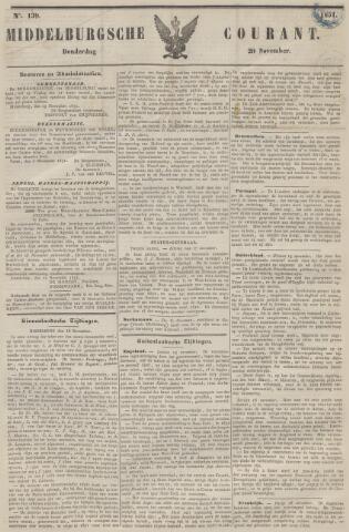 Middelburgsche Courant 1851-11-20