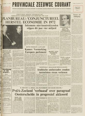 Provinciale Zeeuwse Courant 1972-09-15