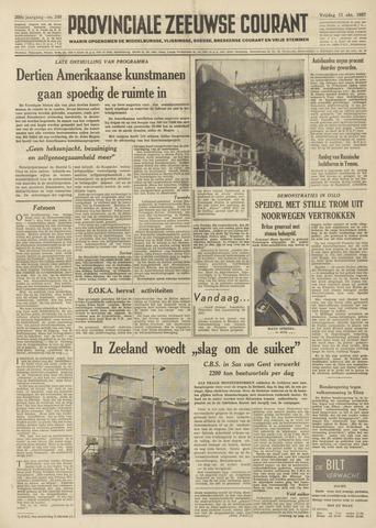 Provinciale Zeeuwse Courant 1957-10-11
