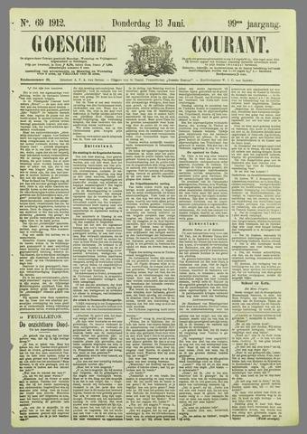 Goessche Courant 1912-06-13