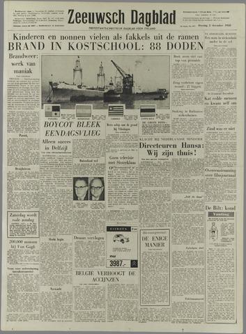 Zeeuwsch Dagblad 1958-12-02