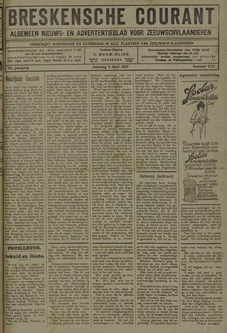 Breskensche Courant 1922-04-08