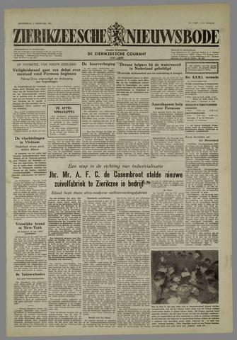 Zierikzeesche Nieuwsbode 1955-02-03