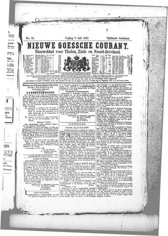 Nieuwe Goessche Courant 1880-07-09