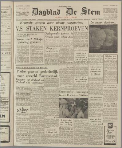 de Stem 1962-11-05