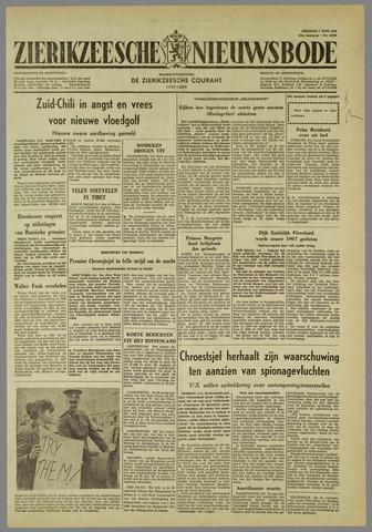 Zierikzeesche Nieuwsbode 1960-06-07
