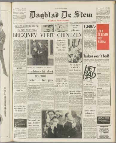 de Stem 1966-03-30