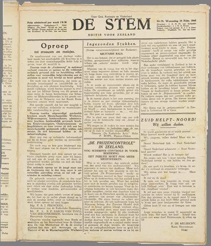 de Stem 1945-02-28