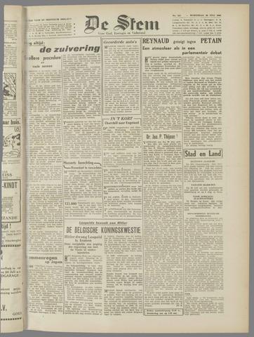 de Stem 1945-07-25