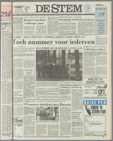 de Stem 1985-03-26