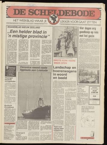 Scheldebode 1983-04-27