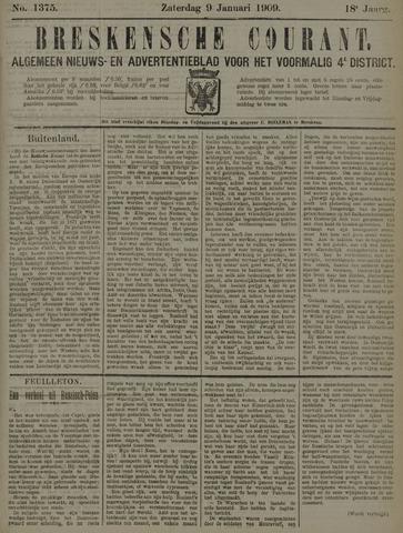 Breskensche Courant 1909-01-09