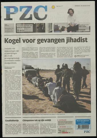 Provinciale Zeeuwse Courant 2014-10-28