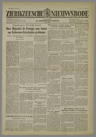 Zierikzeesche Nieuwsbode 1954-06-24