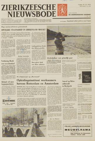 Zierikzeesche Nieuwsbode 1973-05-25