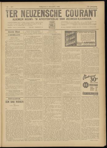Ter Neuzensche Courant. Algemeen Nieuws- en Advertentieblad voor Zeeuwsch-Vlaanderen / Neuzensche Courant ... (idem) / (Algemeen) nieuws en advertentieblad voor Zeeuwsch-Vlaanderen 1932-03-04