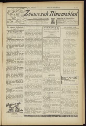 Zeeuwsch Nieuwsblad/Wegeling's Nieuwsblad 1935-05-03
