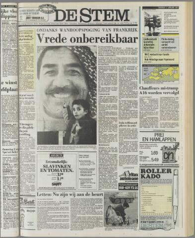 de Stem 1991-01-15