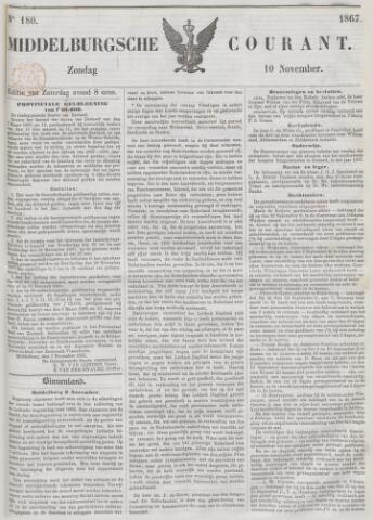 Middelburgsche Courant 1867-11-10