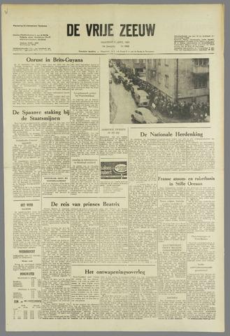 de Vrije Zeeuw 1963-04-08