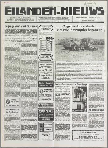 Eilanden-nieuws. Christelijk streekblad op gereformeerde grondslag 1985-08-23