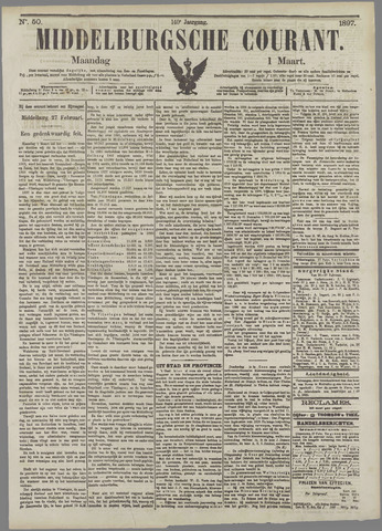 Middelburgsche Courant 1897-03-01