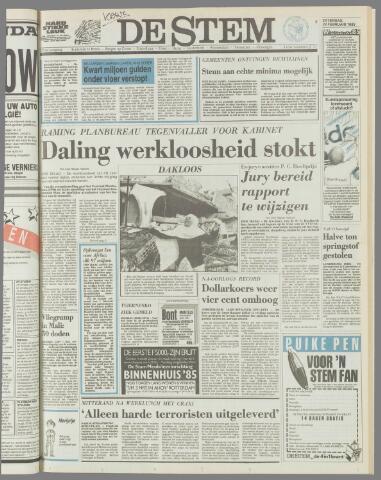 de Stem 1985-02-23