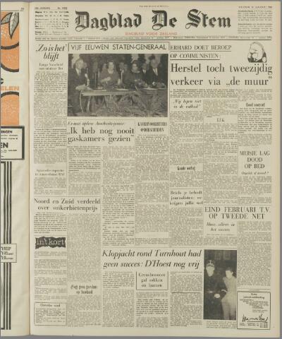 de Stem 1964-01-10
