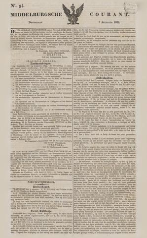 Middelburgsche Courant 1834-08-07