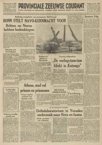 Provinciale Zeeuwse Courant 1961-12-15