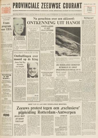 Provinciale Zeeuwse Courant 1968-10-26