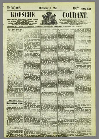 Goessche Courant 1913-05-06