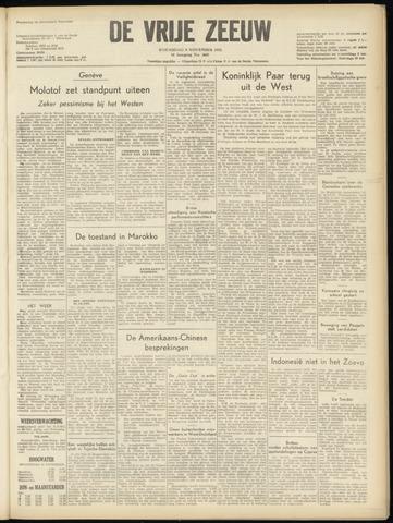 de Vrije Zeeuw 1955-11-09