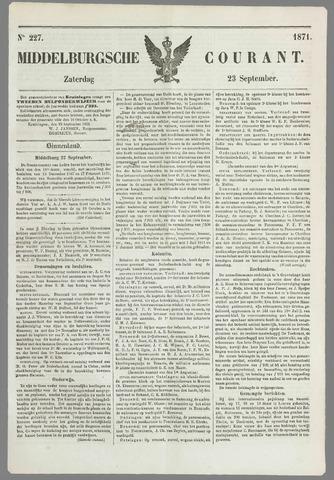 Middelburgsche Courant 1871-09-23