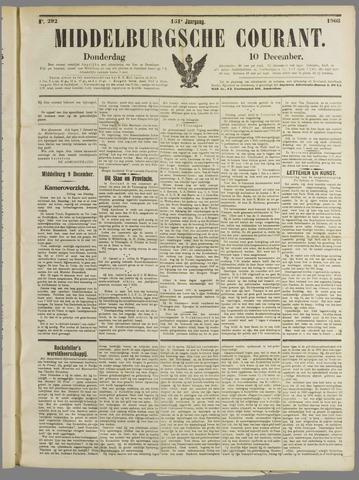 Middelburgsche Courant 1908-12-10
