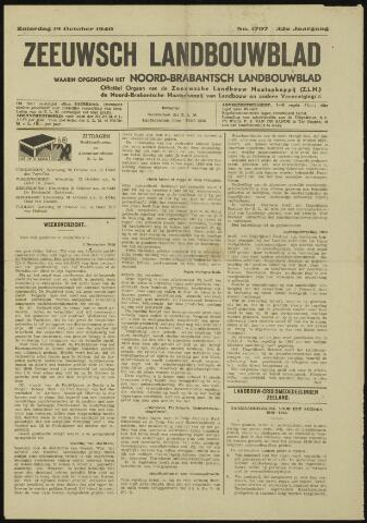 Zeeuwsch landbouwblad ... ZLM land- en tuinbouwblad 1940-10-19